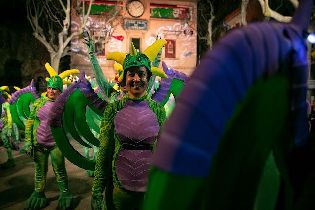 Imatge de la rua carnaval