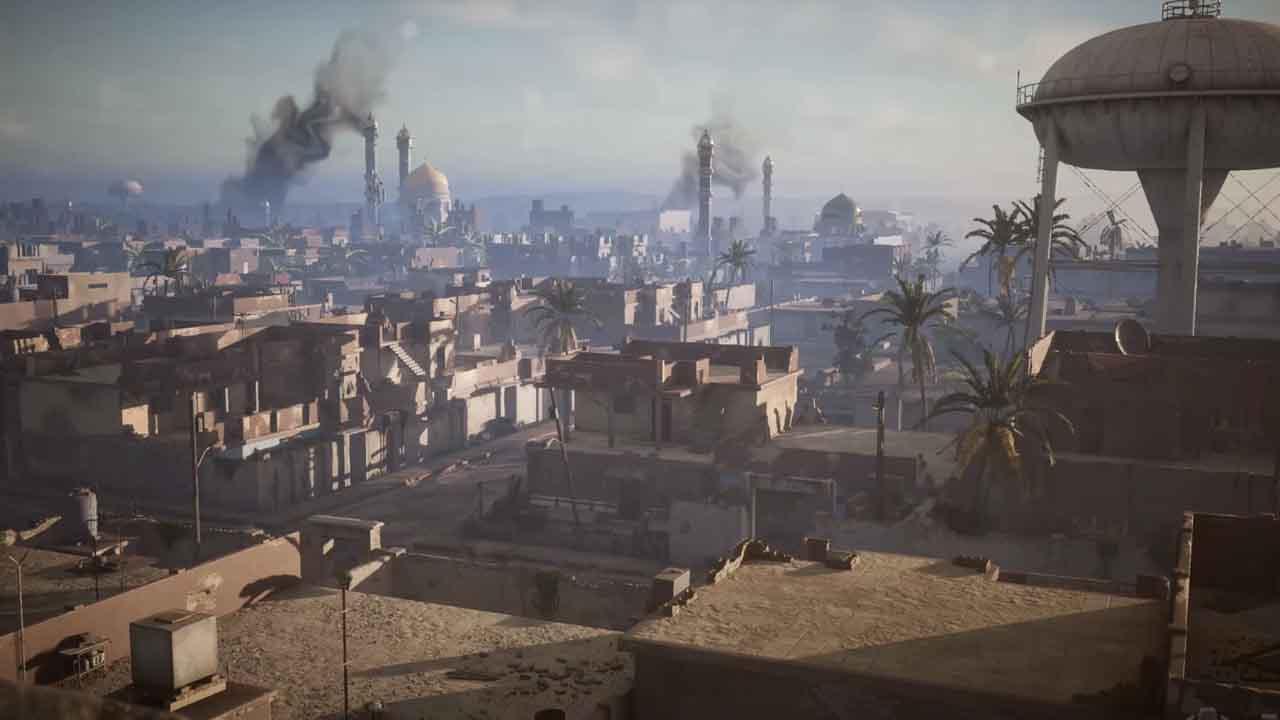 """وصول فيديو من لعبة (ستة أيام في الفلوجة)""""Six Days In Fallujah"""" يصف المعارك الدموية للحرب الأمريكية العراقية"""