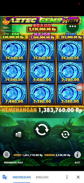 Cheat Slot Online Modal Kecil Menang Besar Pake ID PRO SLOT  !
