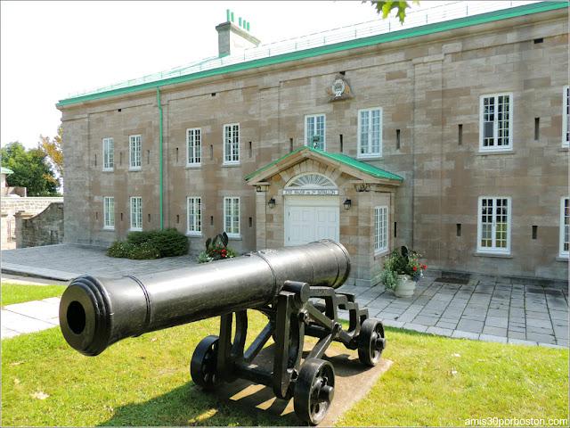 Residencias Militares de la Ciudadela de Quebec
