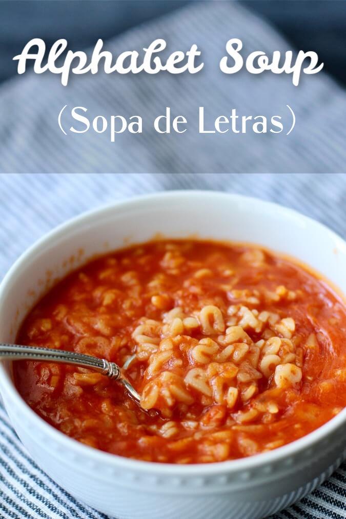 Alphabet Soup (Sopa de Letras)