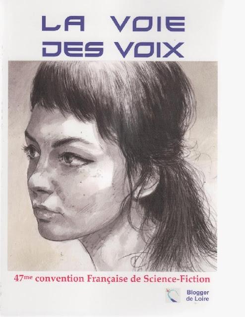 Couverture de la Voie des Voix (illust. Thierry Cardinet)