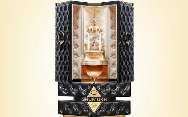 El perfume más caro del mundo cuesta 240 mdp