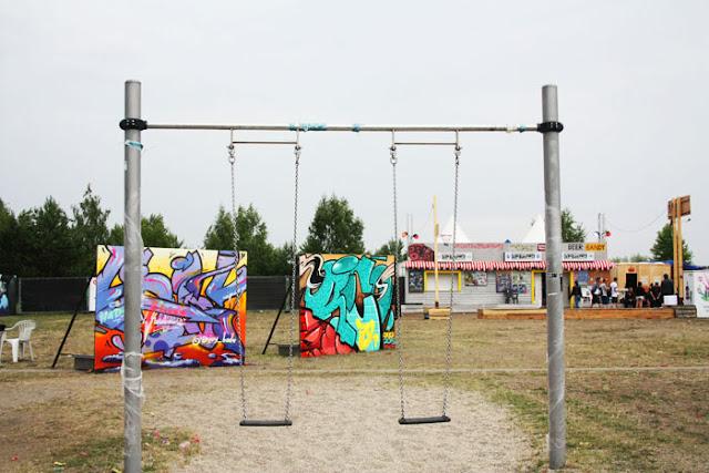 ferropolis kunst kunstausstellung graffiti hip hop festival