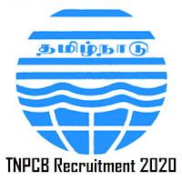 TNPCB Direct Recruitment 2020
