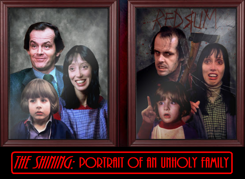 """Dead 2 Rights: """"The Shining"""": Portrait of an Unholy Family"""