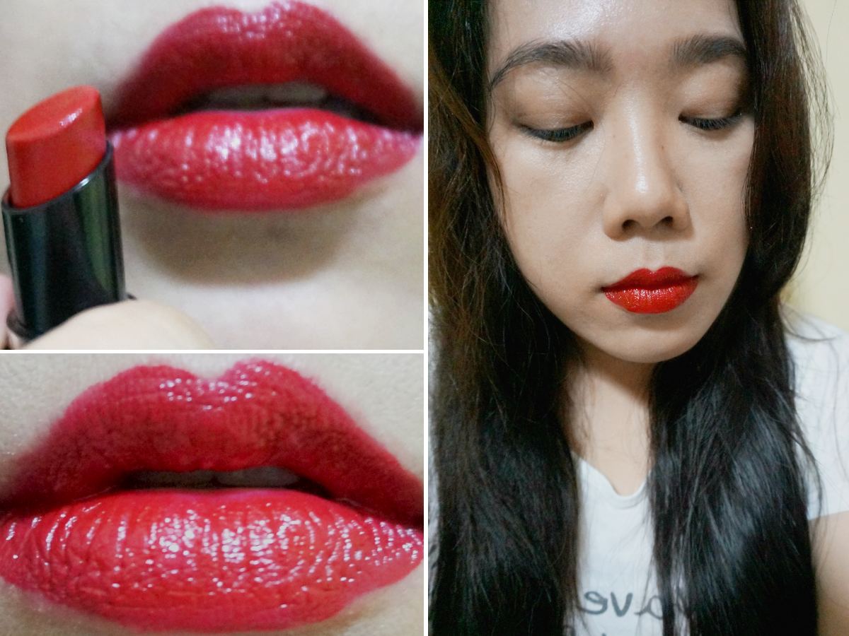 Wet n Wild MegaLast Matte Lipstick in Stoplight Red