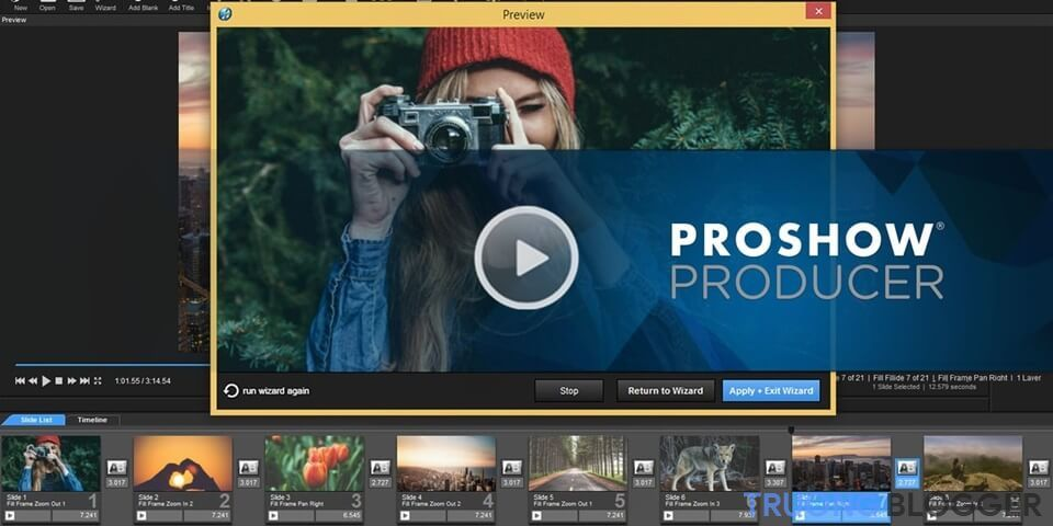 Proshow Producer có gì đặc biệt?
