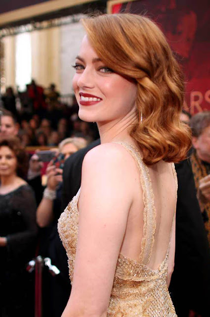 Emma Stone at 89th Annual Academy Awards 3