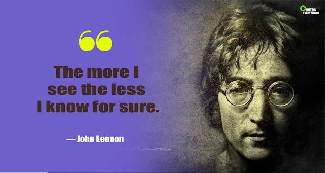 John Lennon Quotes