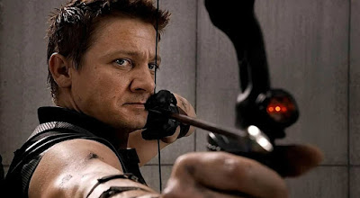 renner music video hawkeye