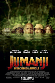 Download Film Jumanji : Welcome To The Jungle (2017) Subtitle Indonesia