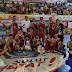 Tim Pemprov Sulut dan Harlex Juara Basketball Competition OD-SK