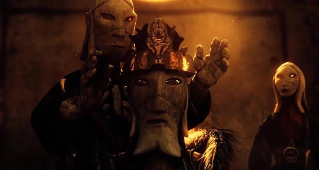 Resultado de imagen para Hellboy 2:El ejército dorado