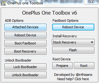 ONEPLUS ONE TOOLBOX - V6.0 || Free Download || Latest Version