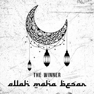 The Winner - Allah Maha Besar Mp3