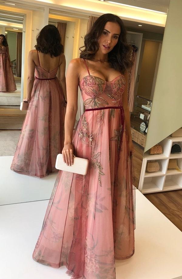 Vestidos de festa com tule | Madrinhas de Casamento
