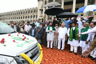 Krishi Sanjeevani Vans -- Karnataka