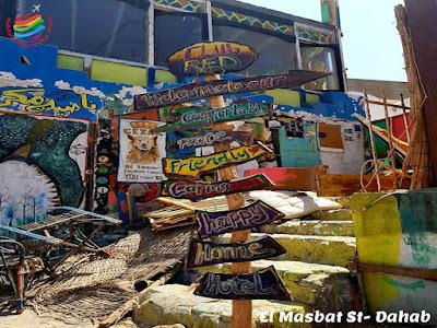 El Masbat St - Dahab - Egypt