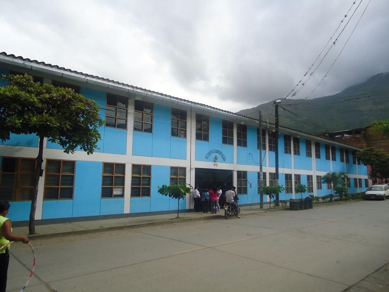 Escuela 50226 LA INMACULADA - Quillabamba