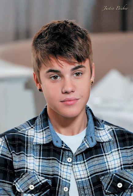 Justin Bieber Poster 2012