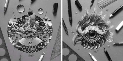00-Ink-and-Pencil-Drawings-Louis-Gibiard-www-designstack-co
