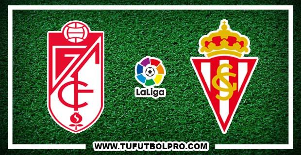 Ver Granada vs Sporting Gijón EN VIVO Gratis Por Internet Hoy 22 de Octubre 2016