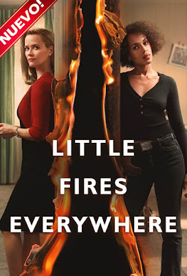 Little Fires Everywhere (Miniserie de TV) S01 CUSTOMHD Dual Latino + Sub 2xDVD