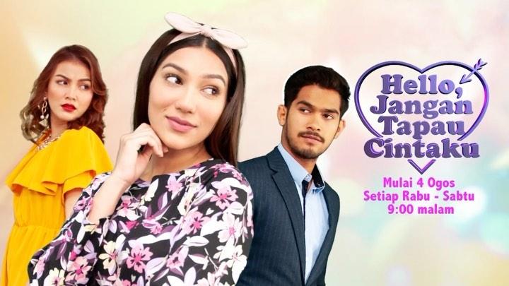 drama Hello Jangan Tapau Cintaku Tv3 (slot Lestary) & iqiyi Malaysia