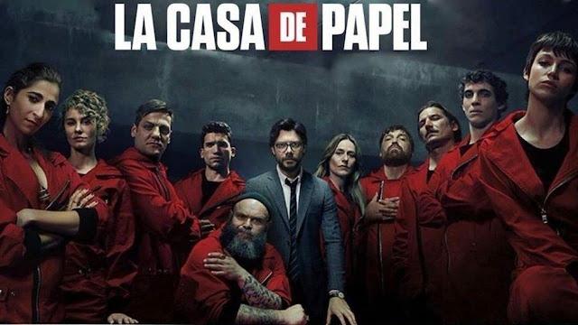 La Casa de Papel 3. Sezon Oyuncuları