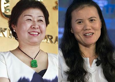 richestwomen chinadaily - 2018 TOP 10 RICHEST WOMEN IN CHINA