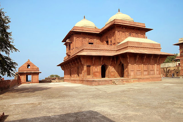 10 Places You Should Never Miss in Fatehpur Sikri, fatehpur sikri fort