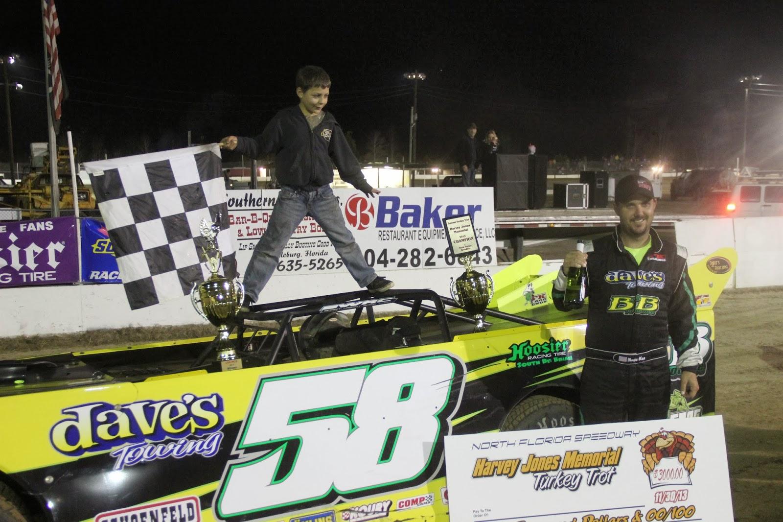 Bubba Raceway Park >> Deep Dixie Racing: Mark Whitener Wins UDLMS Race And ...