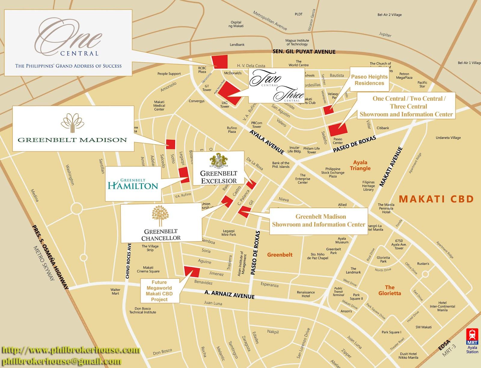3 Bedroom Townhouse For Rent Philbrokerhouse Pre Selling Greenbelt Hamilton