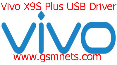 Vivo X9S Plus USB Driver Download