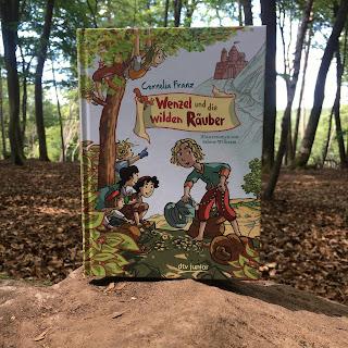 Wenzel und die wilden Räuber Autorin: Cornelia Franz Illustrationen: Sabine Wilharm Verlag: dtv junior