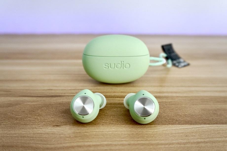 Sudio T2 TWS Earphones Review
