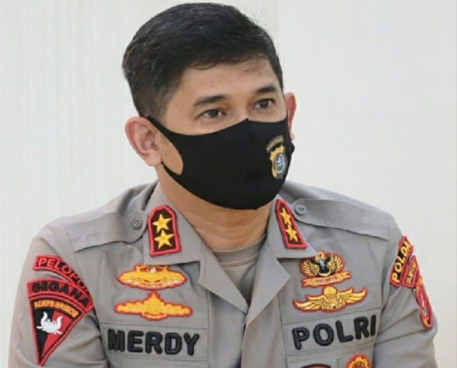 Kapolda Sulawesi selatan, Polri Tak Pernah Khianati Tugasnya