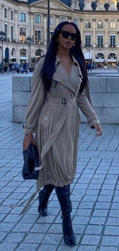 Sabrina Dhowre Age, idris elba wedding, wiki, biography, height, instagram