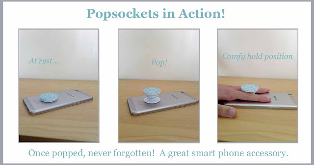What is a popsocket and how does it work?