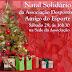 Natal Solidário da Associação Desportiva Amigo do Esporte acontece sábado, 29
