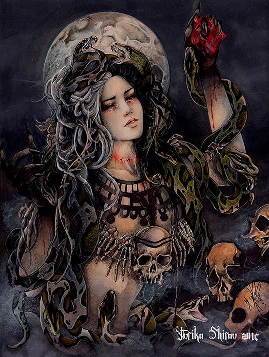 Ilustración de Margarita Luna Vega Gil