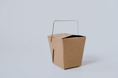 Photo by Kelly Sikkema on Unsplash takeout box