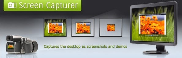 Screen Capturer screenshot tool for Windows