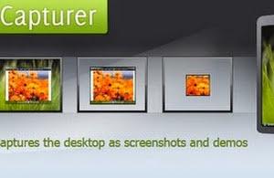 Screen Capturer screenshot tool for Windows