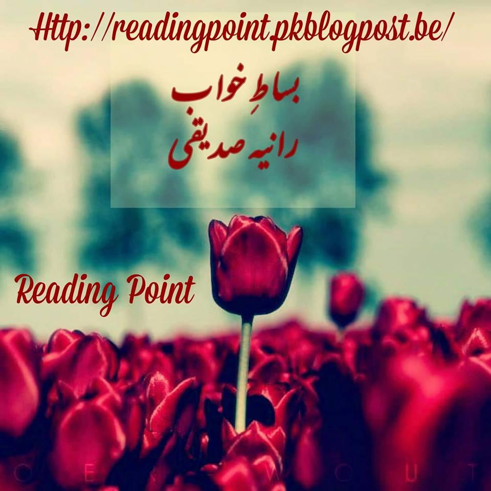 Bisat E Khwab By Raania Saddique Contract Marriage Rude Hero Novel