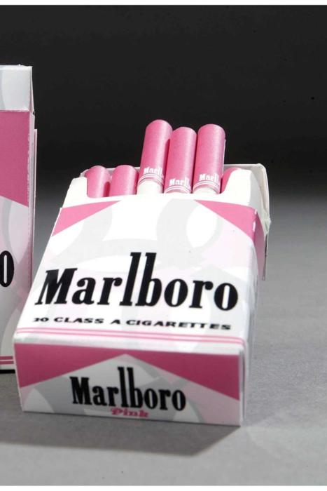 Secret Hipster: Pink Cigarettes