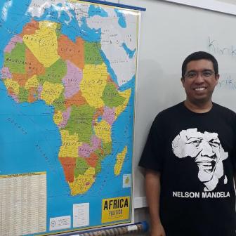 Jefferson Santos  - Autor e criador do blog