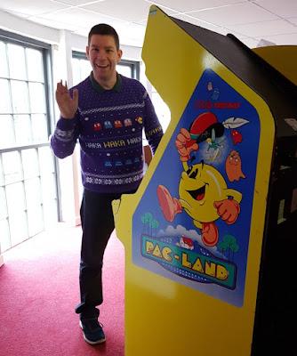 Arcade Club in Leeds