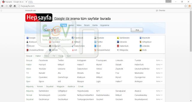 Hepsayfa.com (Hijacker)